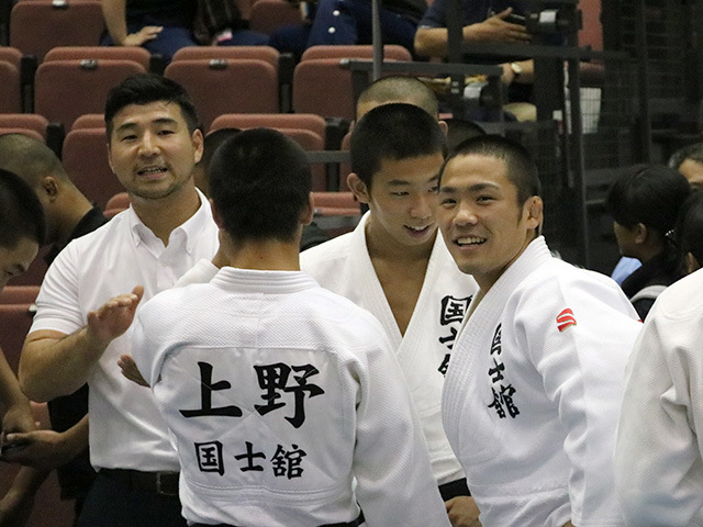 男子決勝戦 国士舘高校vs日体大荏原高校�O