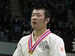 男子66kg級優勝 小寺将史選手