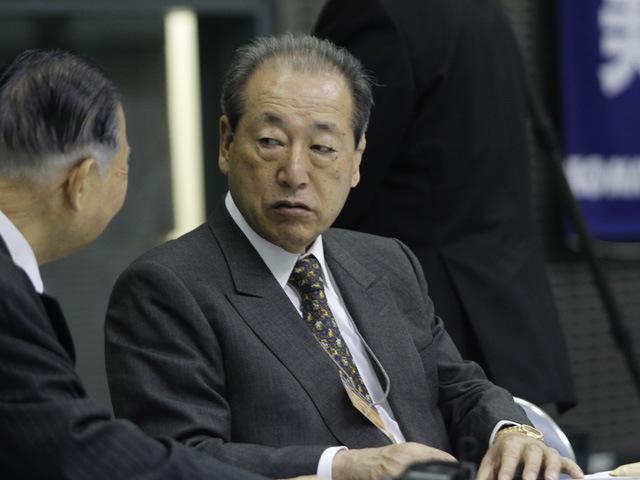 全日本柔道連盟藤田副会長
