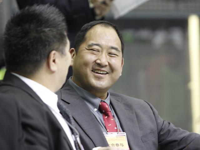 全日本柔道連盟斉藤強化副委員長