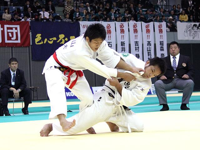 準決勝 西山雄希 vs 粟野靖浩