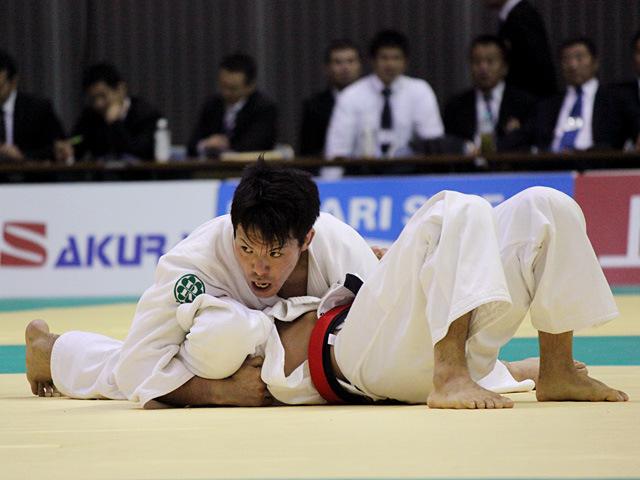準決勝 秋本啓之 vs 太田慶一�A