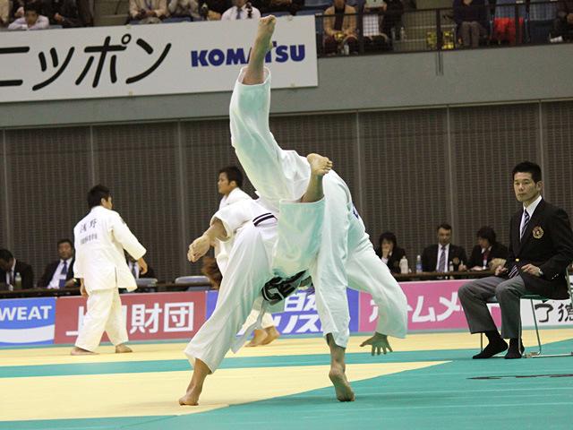 準決勝 新井千鶴 vs 今井優子
