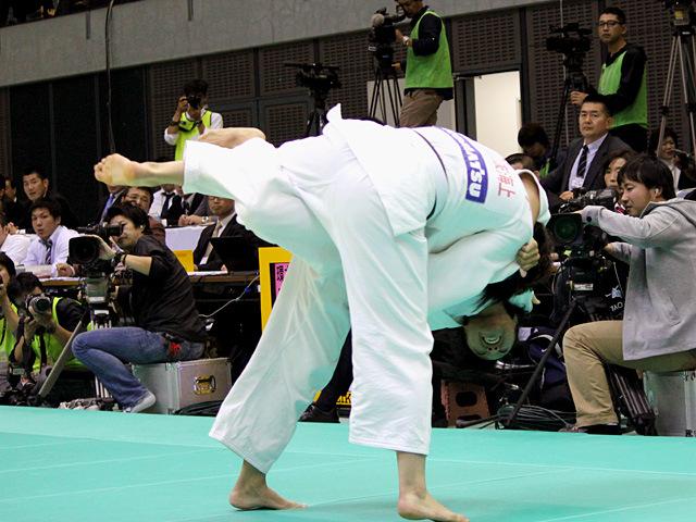 決勝 ヌンイラ華蓮 vs 新井千鶴�A