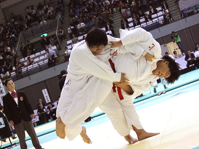 78kg超級  朝比奈沙羅 vs 山本志乃