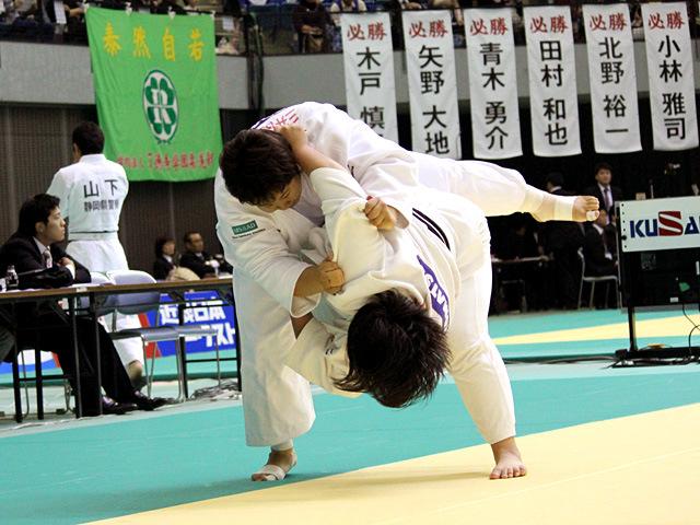 78kg超級  稲森奈見 vs 井坂希望