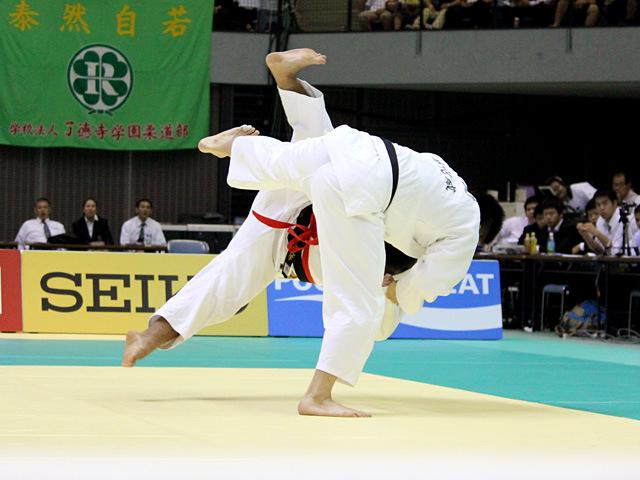 100kg級 増渕樹 vs 高橋良介