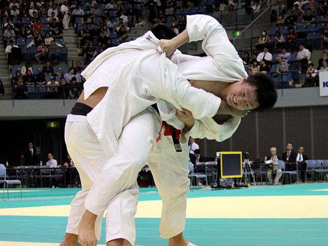 100kg超級 原沢久喜 vs 王子谷剛志