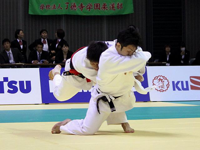 男子60kg級 決勝戦 山本浩史vs木戸慎二�@