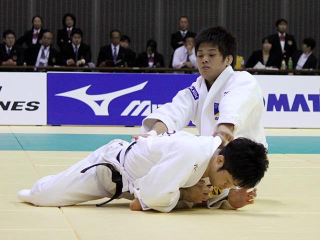 男子60kg級 決勝戦 山本浩史vs木戸慎二�A