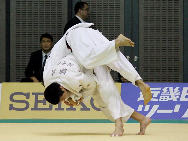 男子73kg級 3回戦 太田慶一vs細木智樹