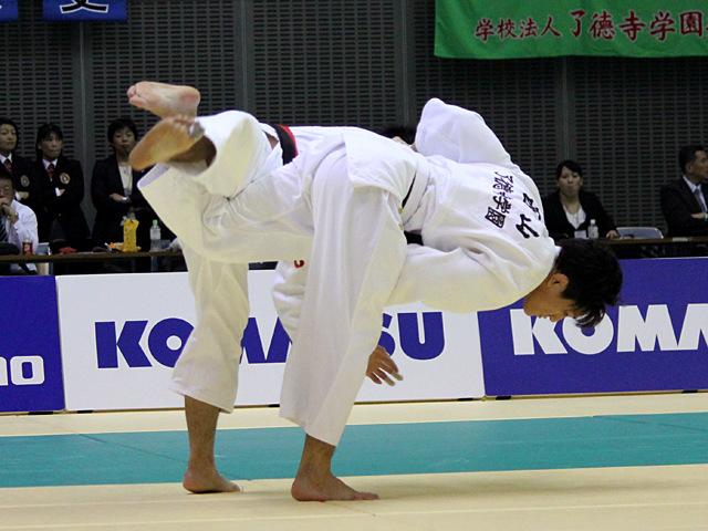 男子73kg級 決勝戦 西山雄希vs橋本壮市