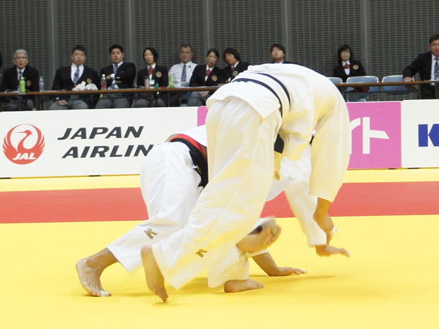 男子66kg級 決勝戦 竪山将 vs 丸山城志郎�A