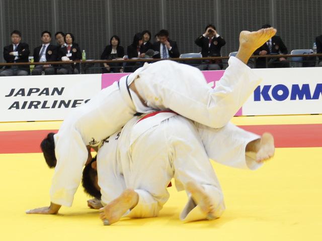 男子81kg級 決勝戦 海老泰博 vs 川上智弘�B
