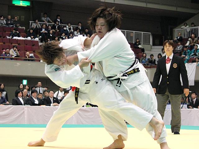 準々決勝 新井千鶴 vs 田知本愛�A