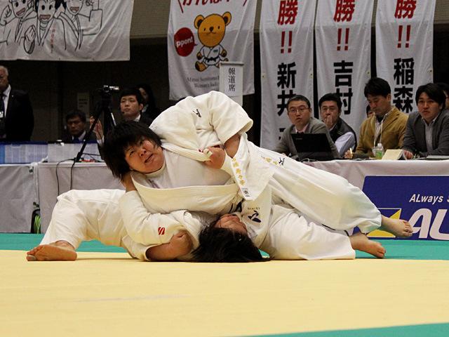 準々決勝 谷村美咲 vs 市橋寿々華