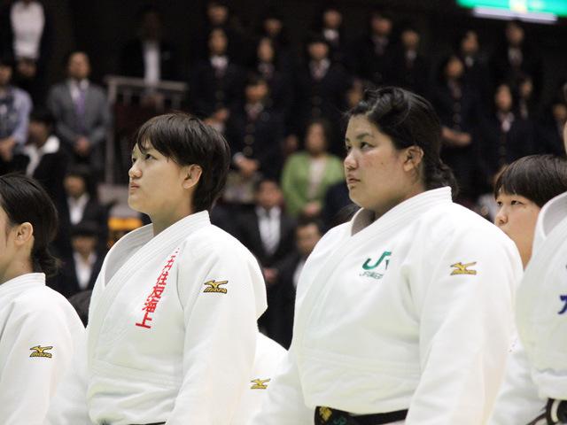 新井千鶴選手・烏帽子美久選手