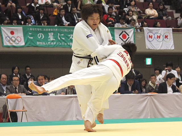 3回戦_高山莉加vs田知本愛