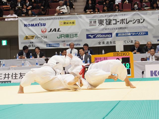 2回戦 伊藤七海vs橋高朱里�A