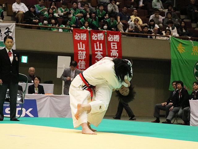 1回戦 橋高朱里vs吉岡優里