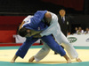 男子100kg超級 3回戦 高橋 vs P.ビアンケシ(イタリア)