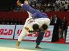 男子100kg超級 3位決定戦 高橋 vs I.エルシェハビ(エジプト)