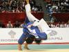 女子78kg級 3位決定戦 緒方 vs H.ヴォラート(ドイツ)