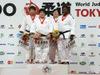女子78kg超級 表彰式 金メダル獲得 杉本美香選手 1