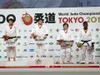 女子78kg超級 表彰式 銅メダル獲得 塚田真希選手 1
