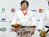 女子78kg超級 表彰式 銅メダル獲得 塚田真希選手 2