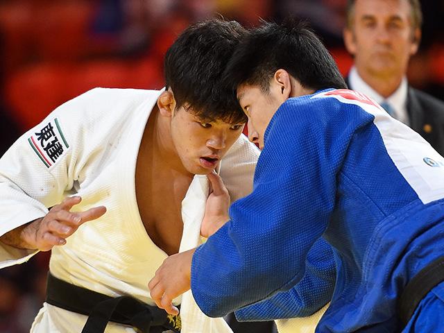 男子73kg級 決勝 大野将平 vs 中矢力