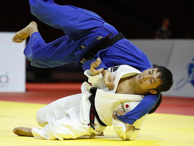 男子60kg級 準々決勝 高藤直寿 vs M.TILOVOV