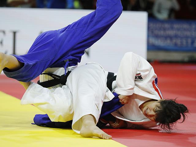 男女混合団体戦 準々決勝 日本 vs ドイツ�@