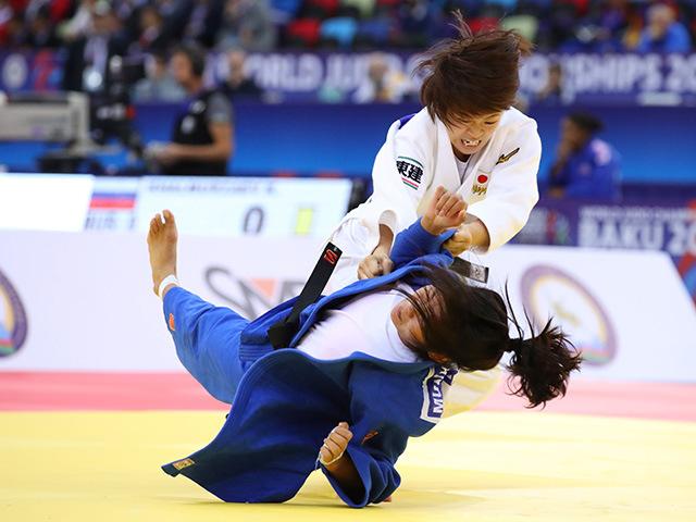 準々決勝 日本 vs アゼルバイジャン�F