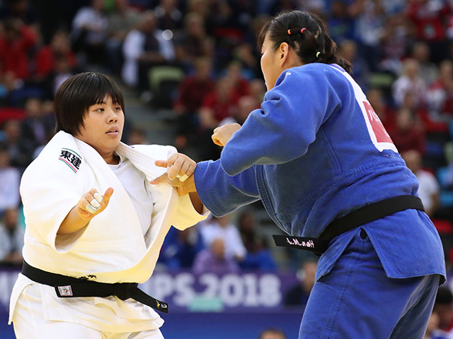 準決勝 日本 vs 韓国・北朝鮮�@