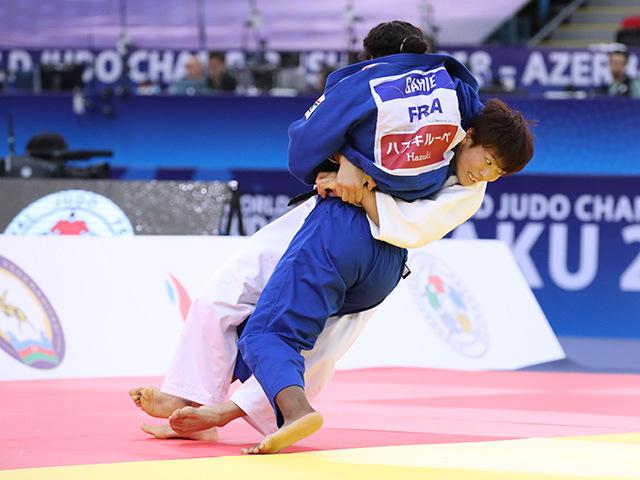 決勝 日本 vs フランス�F