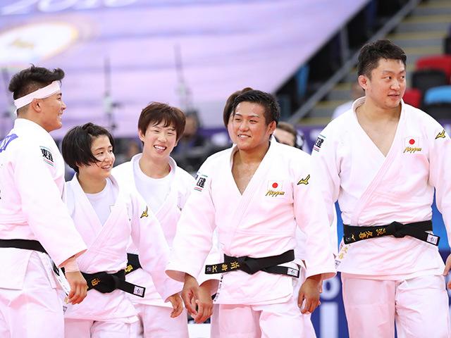 決勝 日本 vs フランス�I
