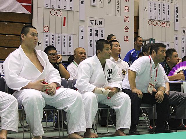 3回戦 国士舘高校 vs 近江高校�B