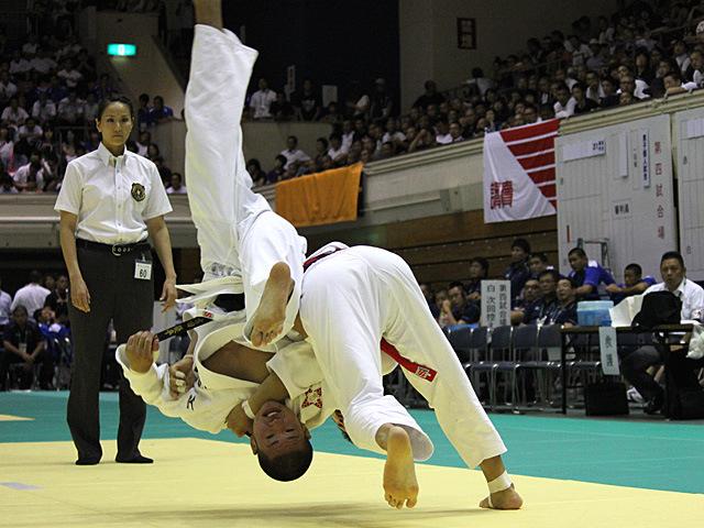 73kg級 吉田優平 vs 染谷大