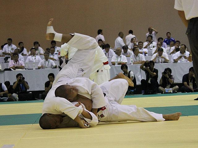 100kg超級 寺田颯志 vs 浅野純平