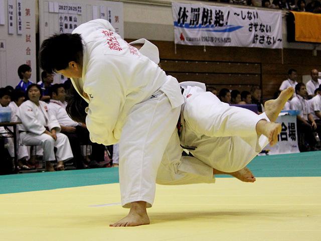 78kg超級 古賀寿璃奈 vs 朝比奈沙羅
