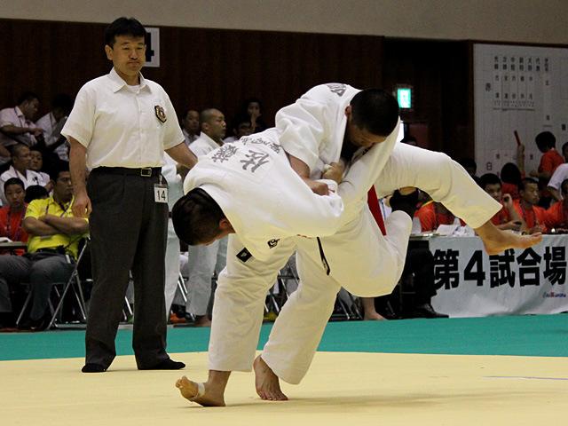 男子団体1回戦 平田高校vs盛岡中央高校�A