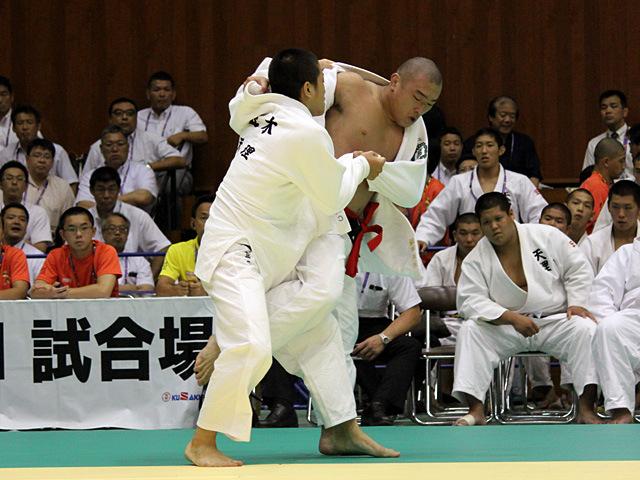 男子団体2回戦 作陽高校vs天理高校�C