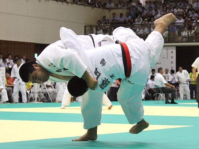 男子団体3回戦 修徳高校vs箕島高校�A