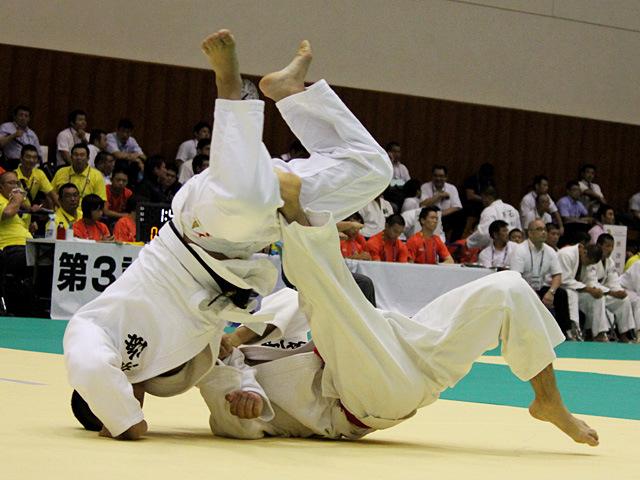 男子団体3回戦 松本第一高校vs東海大学付属浦安高校�@