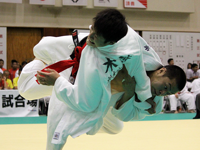 男子団体3回戦 松本第一高校vs東海大学付属浦安高校�B