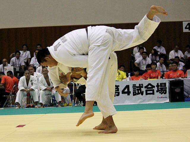 男子団体3回戦 神戸国際大学附属高校vs崇徳高校�@