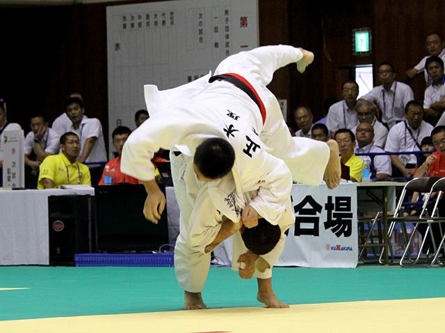 81kg級 正木聖悟 vs 天野拓実