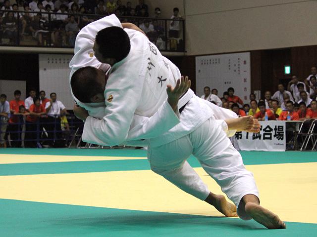 100kg級 村田大祐 vs 川田修平