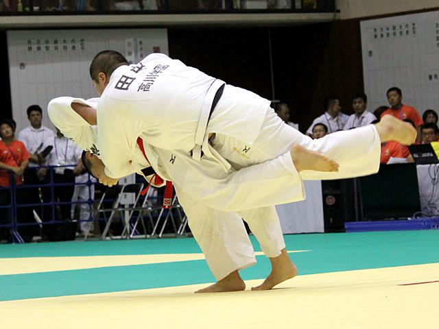 100kg超級 香川大吾 vs 田中源大